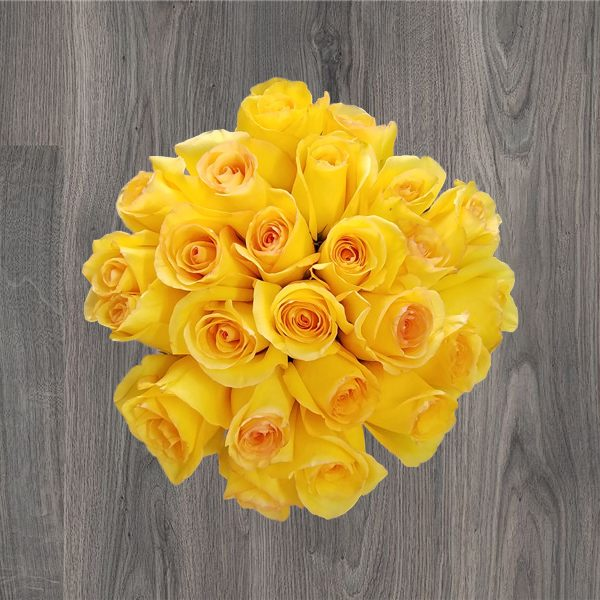 Yellow flame roses bouquet mia florist yellow flame roses bouquet mightylinksfo Image collections